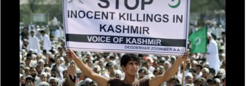 Human Rights Violations in Kashmir