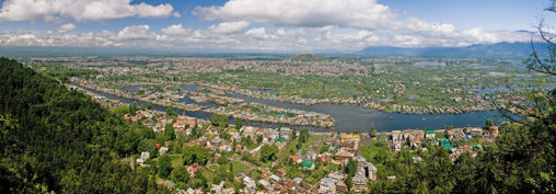 City Master Plan for Srinagar