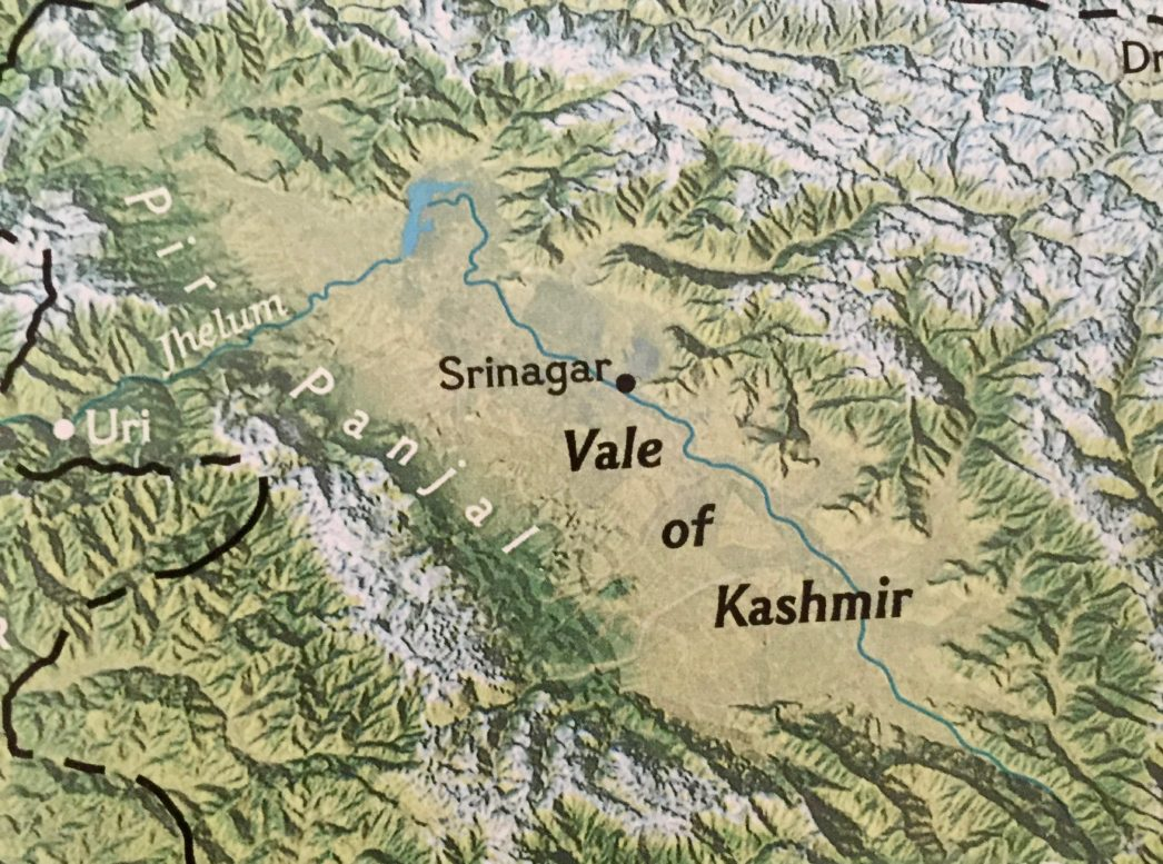 Cement Pollution in Kashmir